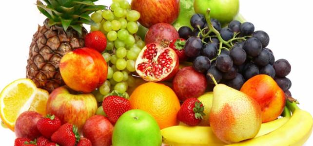 Фрукты, ягоды, орехи