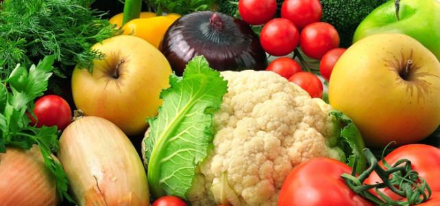 Овощи, зелень, соления